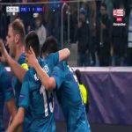 Zenit 3-0 Benfica - Sardar Azmoun 78'