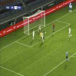 Belarus W 1-[4] Norway W - Guro Reiten 60' (Scorpion goal)