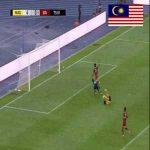 Malaysia 5-0 Sri Lanka - Syafiq Ahmad 76'