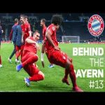 Behind the Scenes footage of Spurs 2 Bayern 7