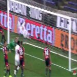 Nice link up play between Paquetá, Leão and Bonaventura which lead to the match winning penalty for Milan.