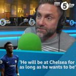 Rob Green on Hudson-Odoi: 'We were in the dressing room last year and we were like... how is he not playing?