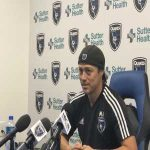 [Carlisle]: At his post-season press conference, Matias Almeyda confirms that he will continue as manager of #Quakes74.
