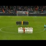 """Minute of silence before Germany v Argentinia (for victims of earlier neo-nazi attack) / *someone starts singing German anthem* / someone else: """"Shut the f*ck up!"""" / *whole stadium applauds*"""