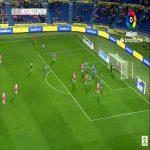 Las Palmas [2] - [0] Deportivo La Coruna - Pekhart 31' (Pedri Assist)