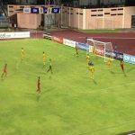 Jamal Charles 67' - Grenada [1]–0 French Guiana