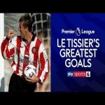 Matt Le Tissier doing Matt Le Tissier things (great goals)
