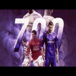 All 700 Ronaldo goals in 20 minutes