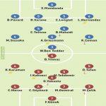 L'Equipe's match ratings for France v Turkey - Ben Yedder gets a 3