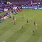 Alex Meier scores his 1st goal in the A-League