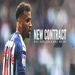 Official: Hal Robson-Kanu has signed a contract extension at West Brom till 2021