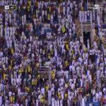 Al-Raed 0 - [1] Al-Nassr — Abderrazak Hamdallah 18' — (Saudi Pro League)