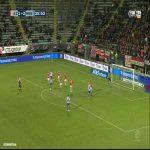 AZ Alkmaar 1 - [2] SC Heerenveen - Rodney Kongolo 36'
