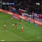 FC Utrecht [3] - 0 PSV Eindhoven - Sean Klaiber 90'+4