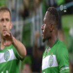 Ferencvaros [1]-0 Ujpest FC - Boli 23'
