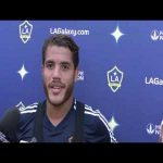 Jonathan dos Santos hopes to play against Carlos Vela and LAFC.