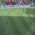 Seattle Sounders [4]-3 FC Dallas | Jordan Morris hat trick 113'