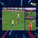Arsenal Tula [1] - 1 Sochi - Lomovitskii 43' (penalty + VAR decision)