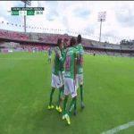 JJ Macias golazo 1-1 Leon-Pumas