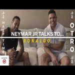 Neymar Jr & Ronaldo Discuss Europe, Injuries & The Paulista | Half Time (Full Episode)