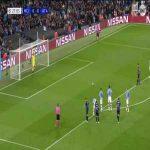 Manchester City 0-1 Atalanta - Malinovskiy 28' (PK)