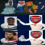 Arsenal fans right now