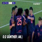 Olympiacos Piraeus U19 0-[2] Bayern Munich U19 - Lasse Günther 46'