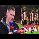 """Some of those players were a disgrace!"" Jamie Carragher slams Southampton performance after 9-0 defeat"