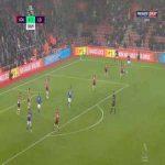 Southampton 0-[4] Leicester City : Ayozé Pérez 39'