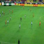 Morelia [2] - 1 Santos Laguna - Edison Flores gol