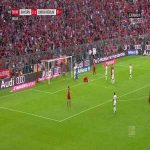 Rafał Gikiewicz (Union Berlin) additional time great save against Bayern