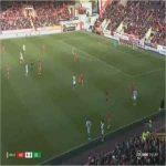 Celtic 1-0 Aberdeen - Édouard