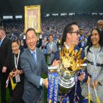 On this day last year, Leicester City owner Vichai Srivaddhanaprabha's helicopter crashed shortly after taking off from the centre circle after a match against West Ham, killing Vichai and the four others on board.