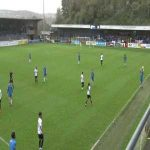 Saturday's Best Goal: Stockport County's Frank Mulhern with a 45 yard Volley.