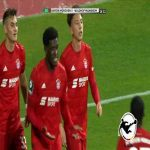 Bayern München II [1]-0 Waldhof Mannheim - Kwasi Okyere Wriedt 30'