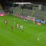 Bayern München II - Waldhof Mannheim - Christian Früchtl penalty save 41'
