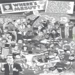 David Squires on... Where's Mesut?