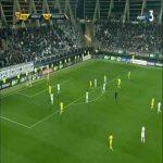 Amiens SC 0-1 Angers SCO - S. Bahoken 44'