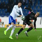 Baník Ostrava knock reigning champions Slavia Praha out of the Czech Cup