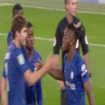 Chelsea 1-1 Manchester United Batshuayi (61')