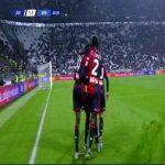 Juventus 1 - [1] Genoa, Kouame