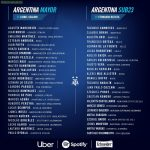 Argentina's senior squad and U23 squad for upcoming friendlies