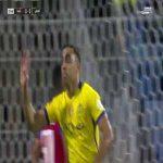 Al-Nassr [1] - 0 Abha — Abderazak Hamdallah 8' — (Saudi Pro League)
