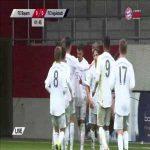 Bayern München U19 [1]-0 FC Ingolstadt U19 - Oliver Batista Meier 42'