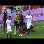 Kounde bizarre handball and save - Sevilla : Atletico M.