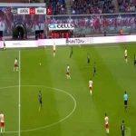 RB Leipzig [7]-0 1. FSV Mainz 05 : Nordi Mukiele 50'