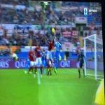 Smalling Clearance vs Napoli