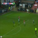 Swindon 2-0 Walsall: Jaiyesimi