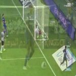 Al-Hilal [4] - 0 Arar — Hattan Bahebri 90' +1 — (Saudi King Cup - Round of 64)