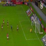 Braga 0-1 Famalicão - Toni Martinez 47'